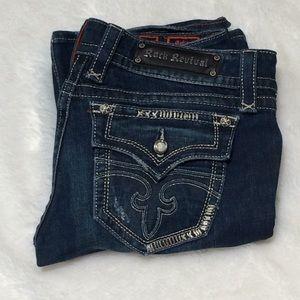 Rock Revival Celine Boot Jeans Size 32
